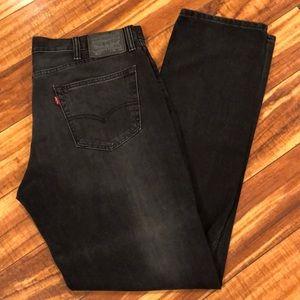 Men's black 511 Levi's